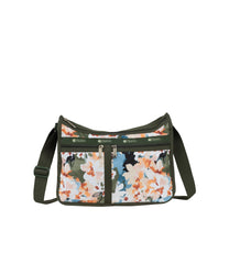 LeSportsac - Handbags - Deluxe Everyday Bag - Painterly Blooms print