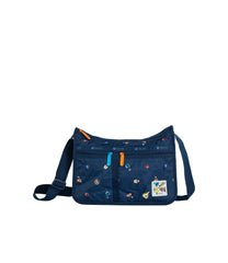 LeSportsac - Handbags - Deluxe Everyday Bag - Sesame Neighbors