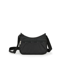 LeSportsac - Deluxe Everyday Bag - Handbag - Black - Front View