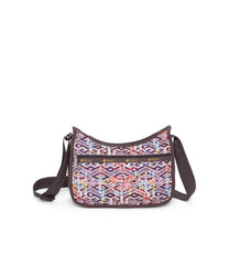 Classic Hobo, Nylon Handbags and Classic Purses, LeSportsac, Tulum Sunrise print