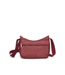 Classic Hobo, Nylon Handbags and Classic Purses, LeSportsac, Heritage Rouge