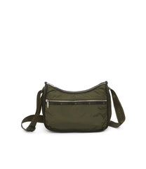 Classic Hobo, Nylon Handbags and Classic Purses, LeSportsac, Heritage Avocado