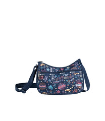 LeSportsac - Handbags - Classic Hobo - Neon Nights print