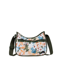 LeSportsac - Handbags - Classic Hobo - Painterly Blooms print