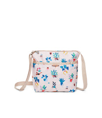 LeSportsac - Small Cleo Crossbody - Handbags - Comfy Cats print