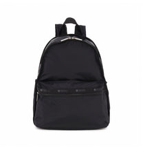 LeSportsac-Cute-Backpacks-Basic Backpack-Medium-Black