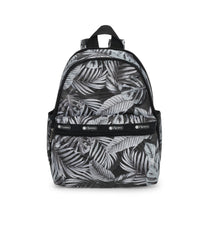Basic Backpacks, Water Resistant Backpack, LeSportsac, Aloha Nights print