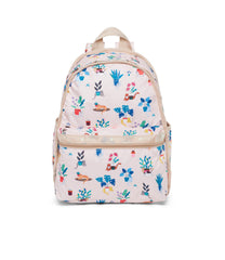 LeSportsac - Basic Backpack - Backpacks - Comfy Cats print