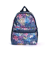 LeSportsac - Basic Backpack - Backpacks - Soho Garden print