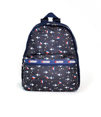 LeSportsac - Basic Backpack - Backpacks - Take Off print