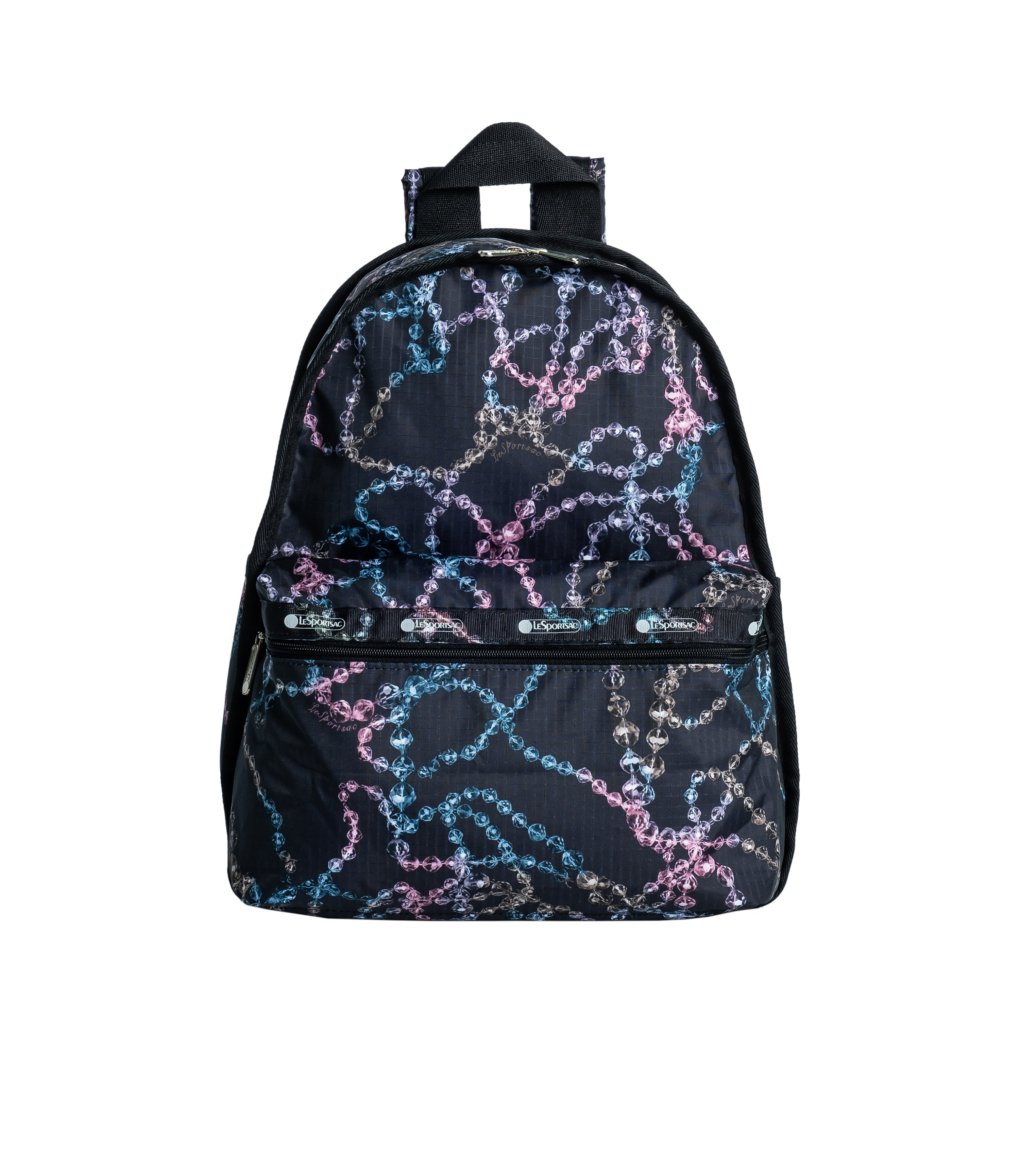 LeSportsac - Backpacks - Basic Backpack - And All That Glitz print