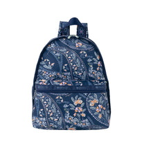 LeSportsac - Backpacks - Basic Backpack - Midnight Paisley print