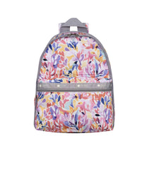 LeSportsac - Backpacks - Basic Backpack - Botanical Burst print
