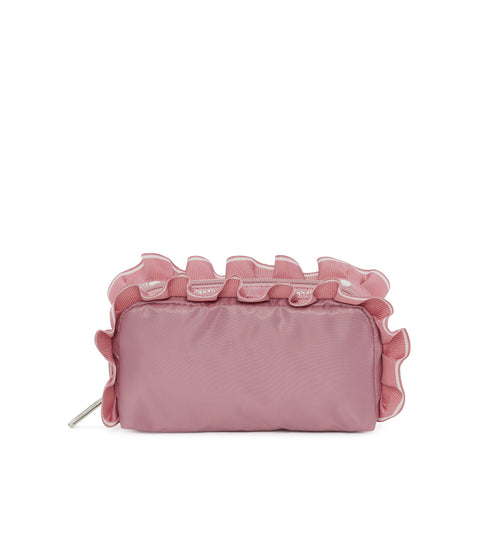 Ruffle Rectangular Cosmetic alternative