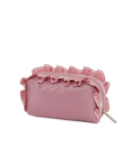 Ruffle Rectangular Cosmetic alternative 2