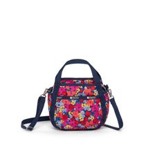 LeSportsac - Small Jenni Crossbody - Handbags - Bright Isle Floral print
