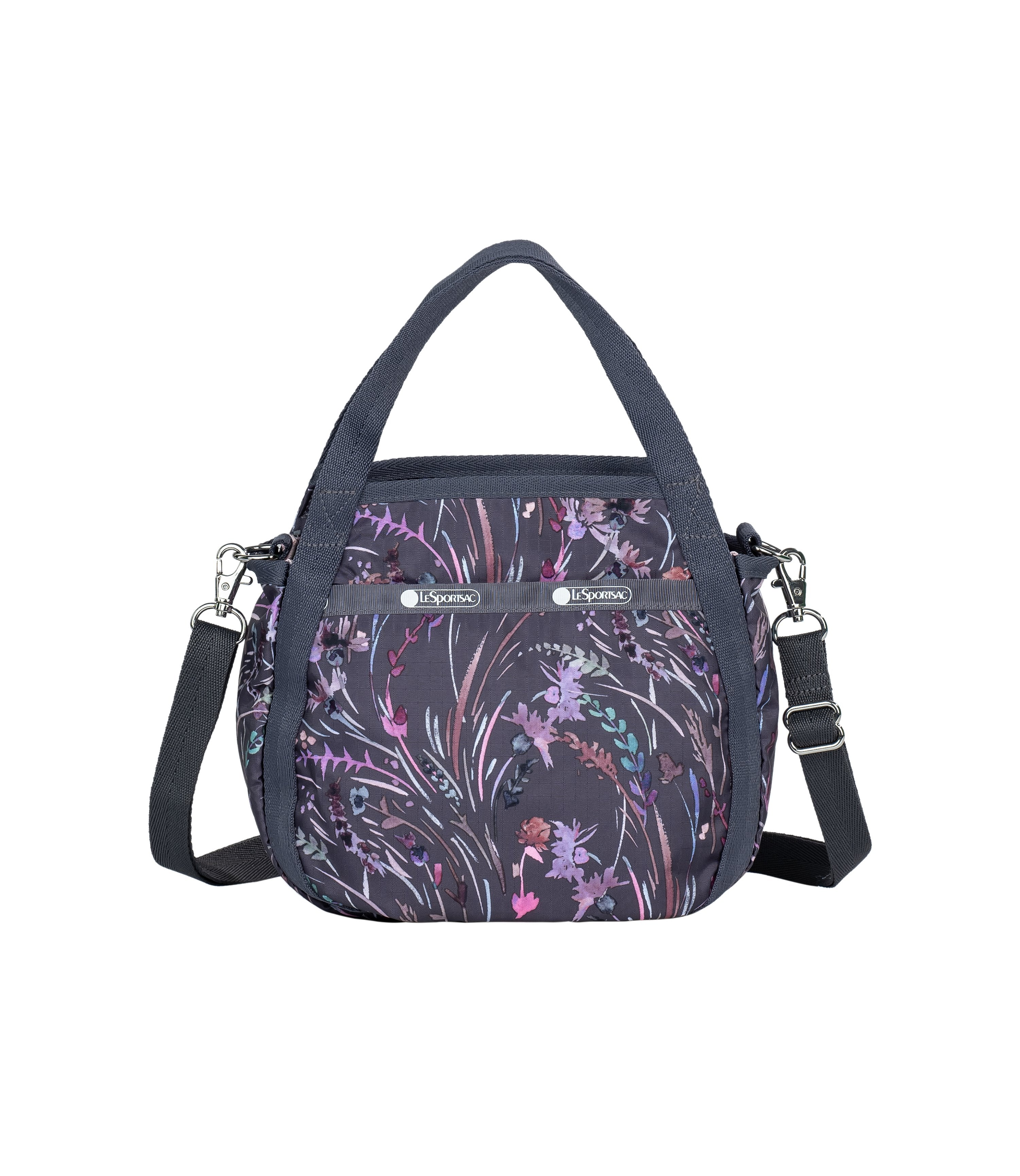 LeSportsac - Handbags - Small Jenni Crossbody - Windswept Floral Shadow print