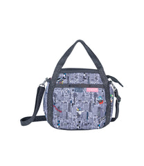 LeSportsac - Small Jenni Crossbody - Hello Kitty City - Handbags