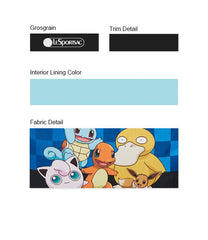 Pokemon - XL Rectangular Cosmetic - Accessories - Team Pokemon - Trim Details