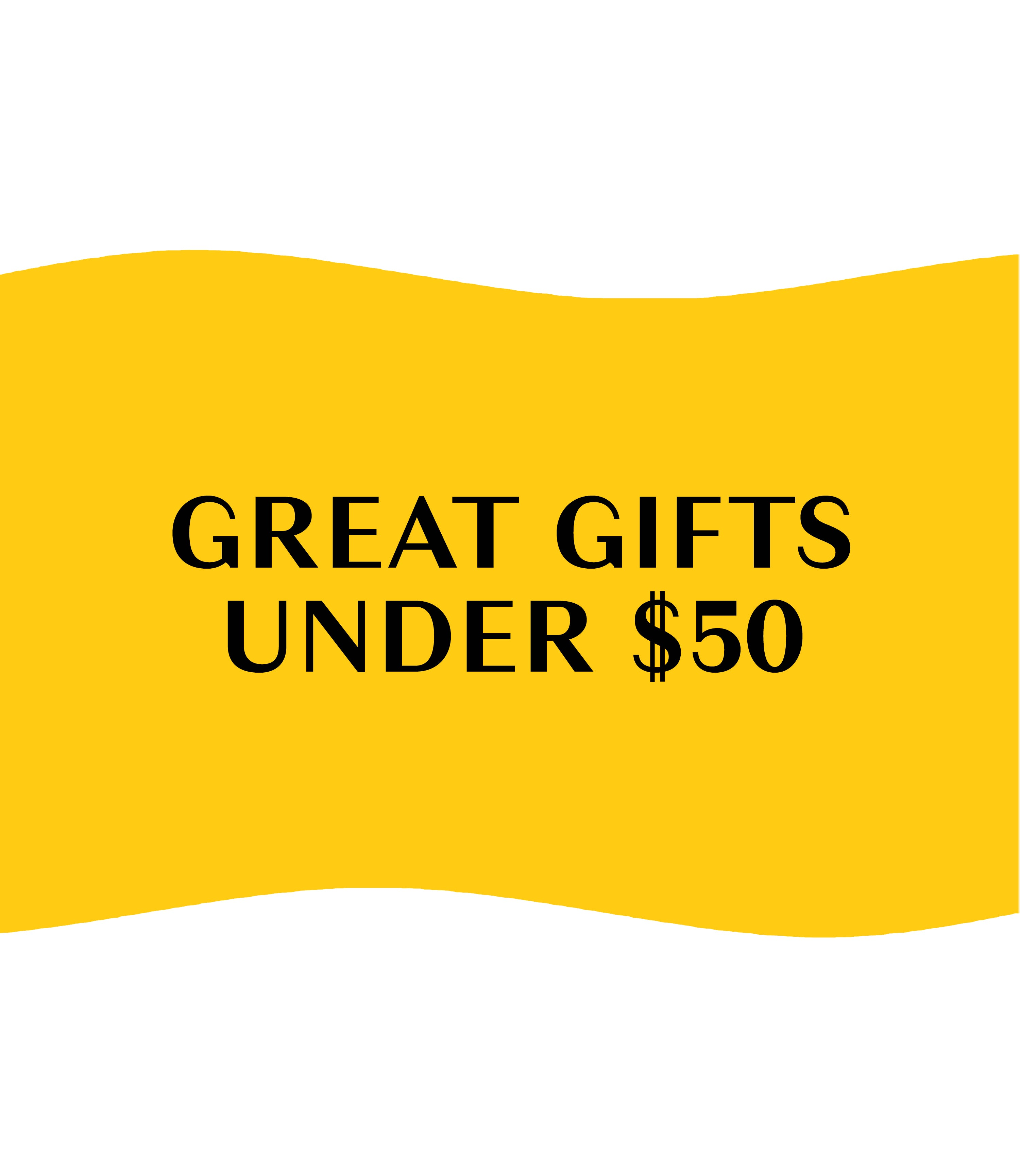 Holiday Gift Guide 2020 - Gifts Under $50 - Holiday Gift Guide 2020 - Gifts Under $50