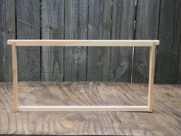 DEEP Wood Assembled Frame