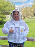 Bee Jacket (Vented) with Hooded Veil