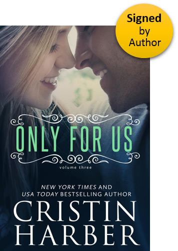 Only For Us (Only Series Book 3) Paperback Signed by Author