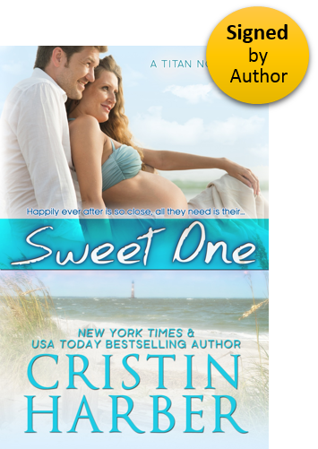 Sweet One (Titan 9) Paperback Signed by Author