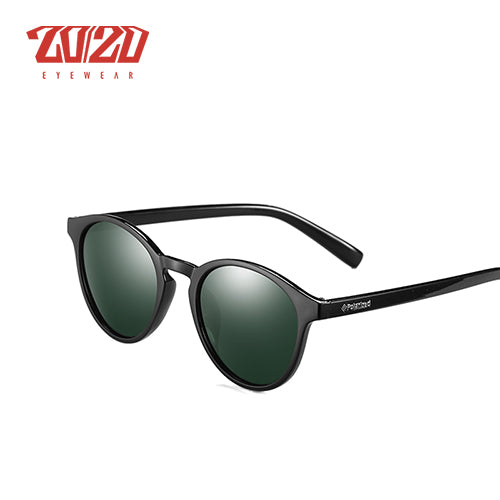 81b68fbcaad 20 20 Brand Design New Classic Polarized Sunglasses Men Driving Round Sun  Glasses Unisex Vintage