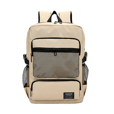 2f3146dd86 2018 New Canvas Men Backpack College High Capacity Middle School Bags For Teenager  Boy Laptop Travel