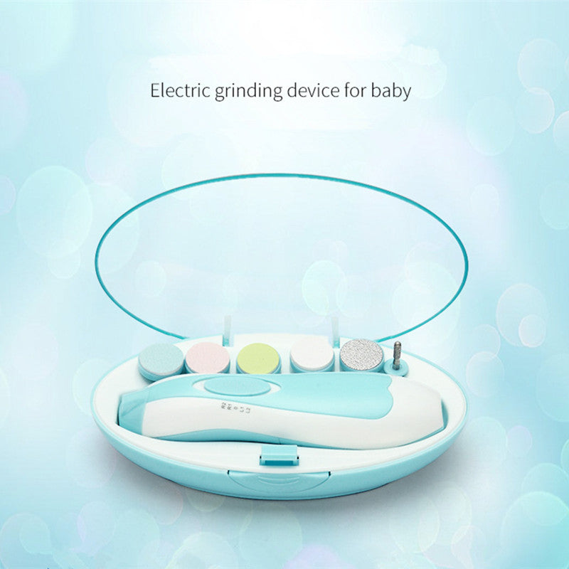 Baby Care Back To Search Resultsmother & Kids Electric Baby Nail Trimmer Baby Scissors Babies Nail Care Safe Nail Clipper Cutter For Kids Infant Newborn Nail Trimmer