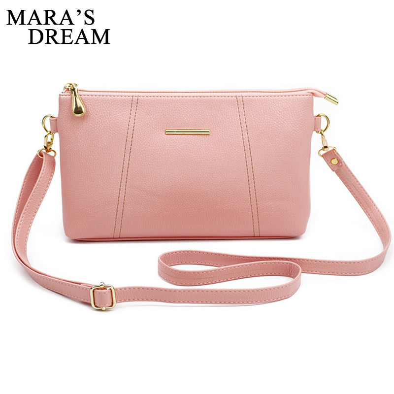 b0ee979e6e Mara s Dream 2018 New Fashion Small Handbags Women Evening Clutch Ladies  Purse Girls Shoulder Messenger Crossbody