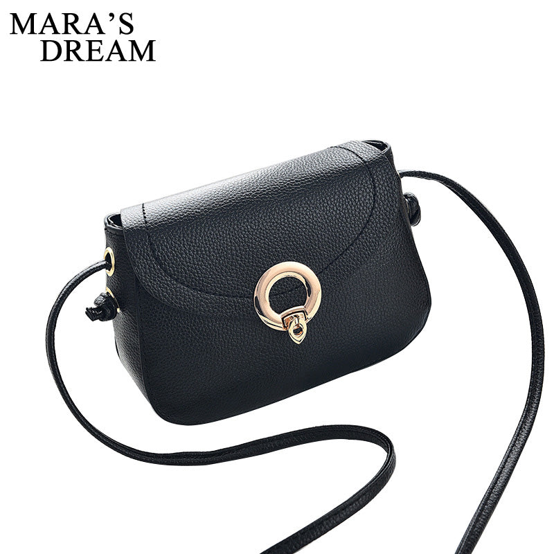 ff2b893a85 Mara s Dream Women Bag PU Leather Female Handbags Ladies Small Party Bag  Girls Clutches Women Messenger
