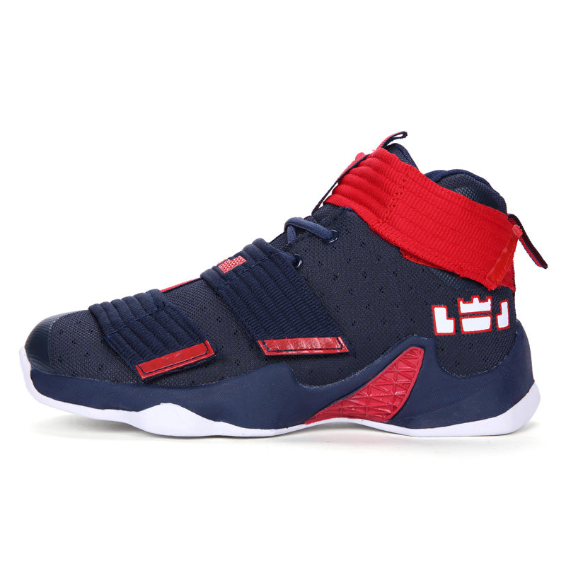 adda754302f Mens Basketball Shoes Jordan High Top Brand Ankle Boost Men  amp  Women Sports  Shoes Basket