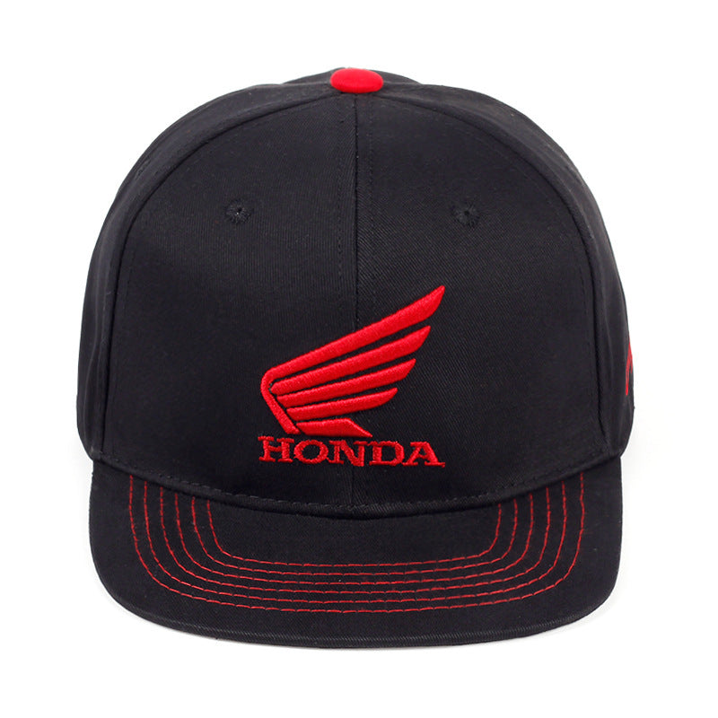 10694e69dad Moto GP Motorcycle Racing Hat Motocross Riding Hats Embroidered Wing Racing  Team Baseball Cap Men Women