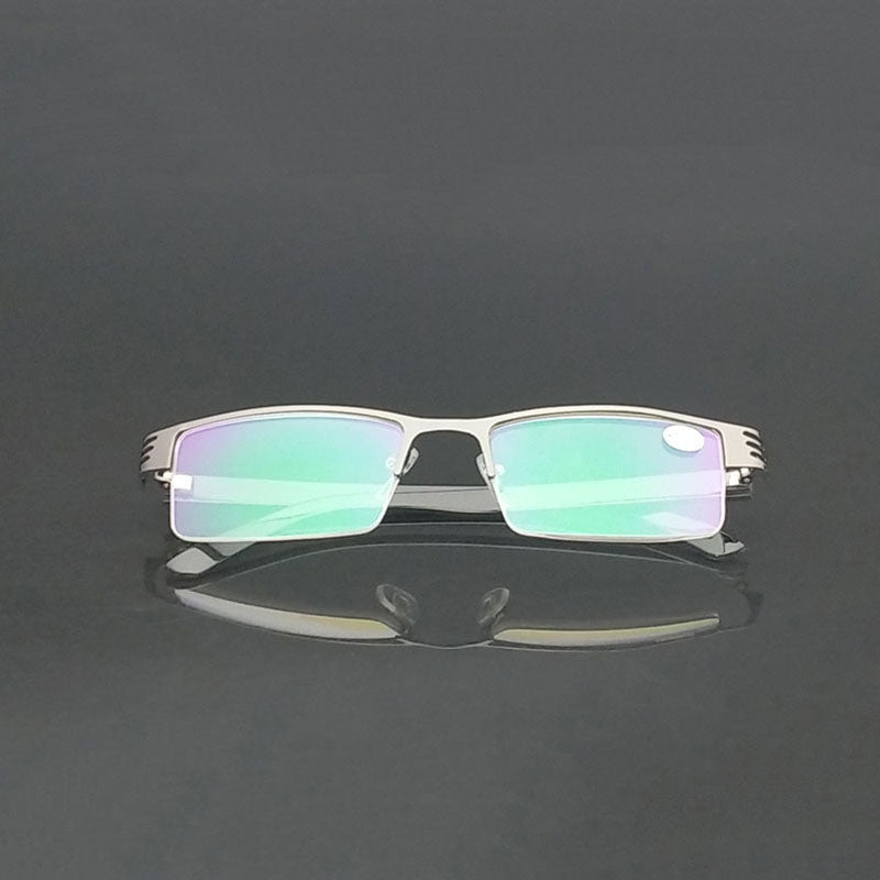ff0d7db879f Stainless Reading Glasses Anti Blue Ray Computer Lenses Women Men  Spectacles Gafas de Lectura 1.00 1.50