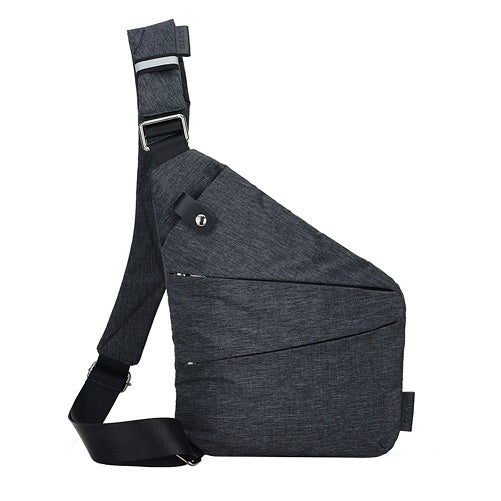 de8d425647 Unisex Anti-Theft Men S Messenger Bag Shoulder Bags Men Hidden Chest Pack  Mens Retro Crossbody