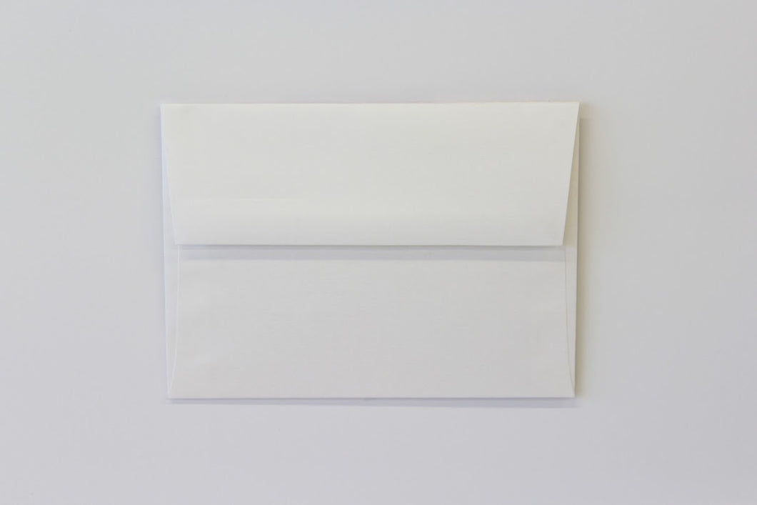 Cougar A7 White Envelopes