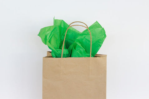 Emerald Green Tissue Paper