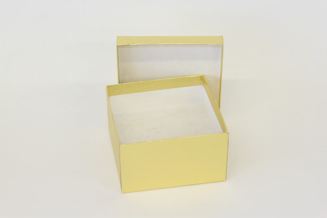 Gold Jewelry Box #34