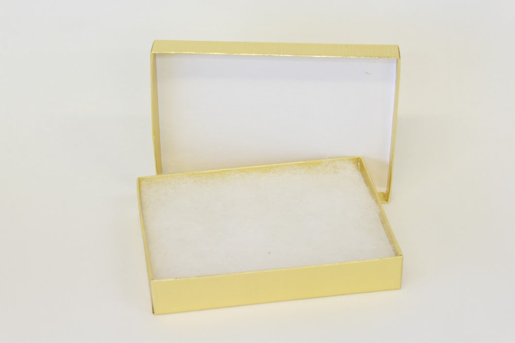Gold Jewelry Box #53