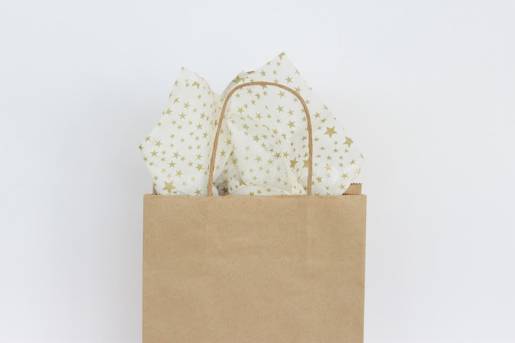 Gold Star Tissue Paper