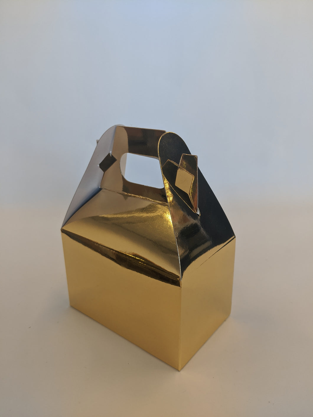 Gold Mini Gable Boxes