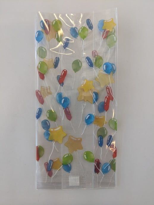 C1 Cello Bag- Birthday Balloons