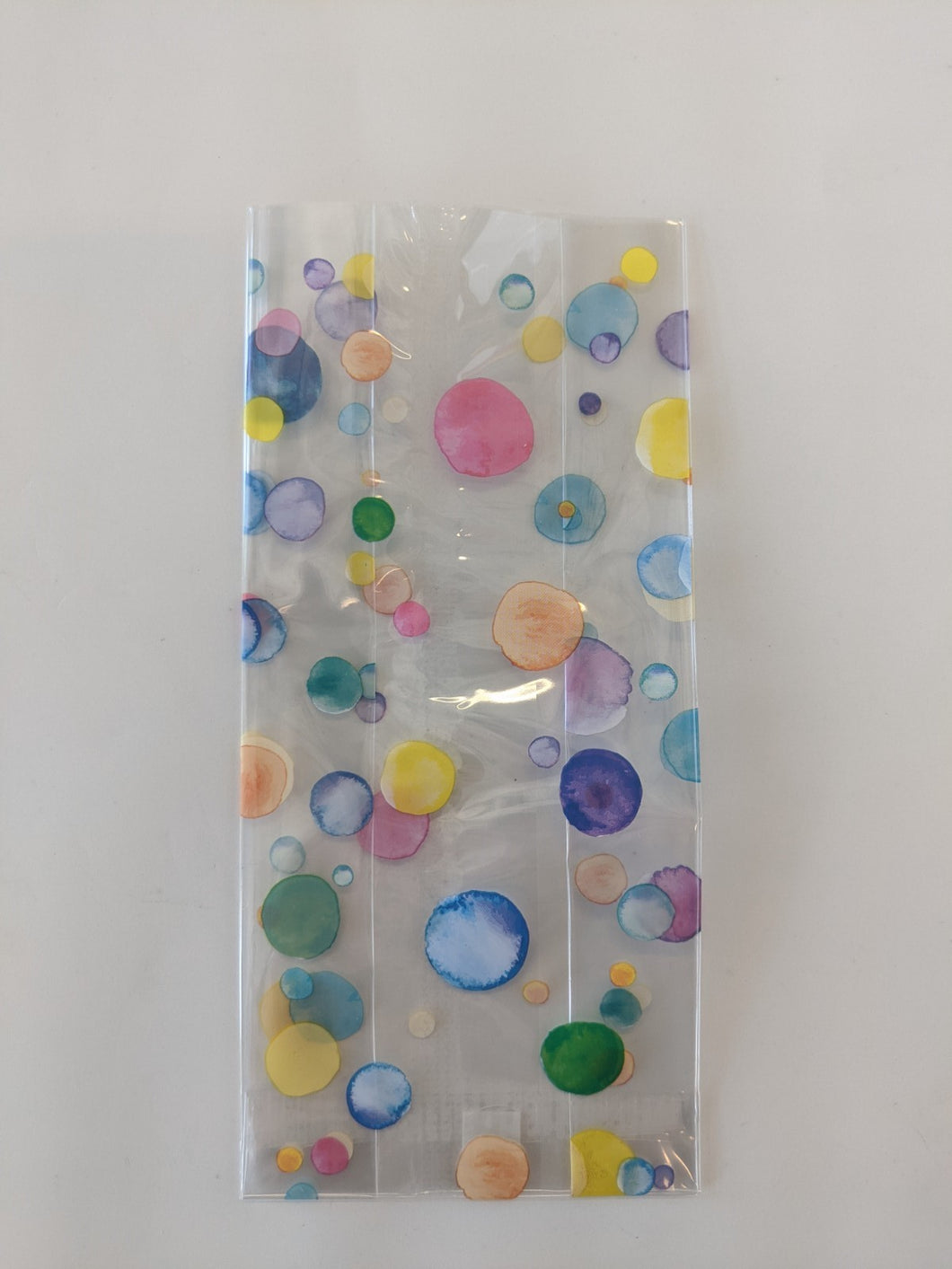 C1 Cello Bag-Water Color Confetti