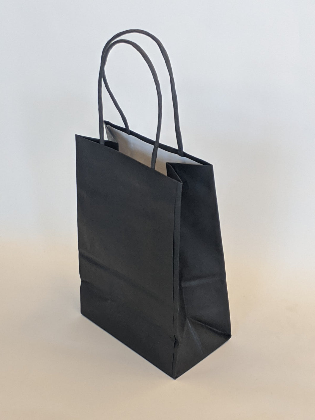Black Gift Bag GEM
