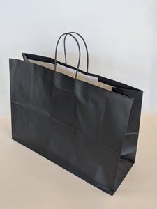 Black Gift Bag Vogue