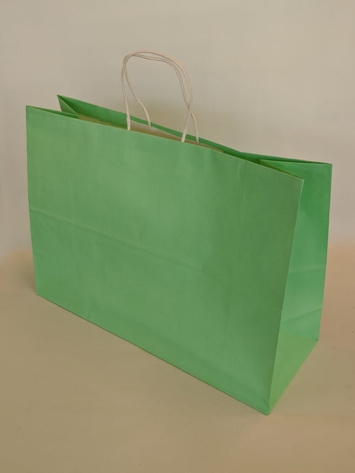 Mint Gift Bag Vogue