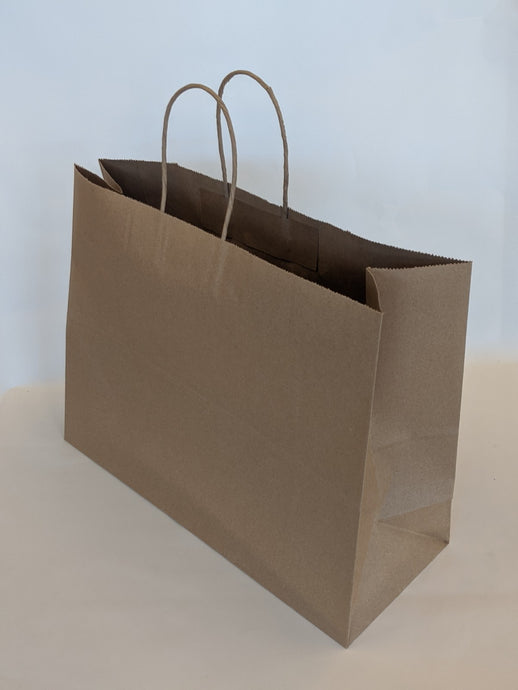Kraft Gift Bag Vogue