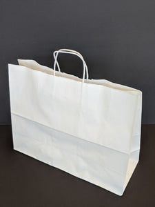 White Gift Bag Vogue